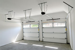 Garages & Home Additions Berkley MI | Murray Built Construction - services-garage-inside-double-door
